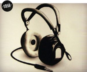 Koss SP/3 stereo kulaklık